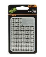 Fox Edges Pellet Pegs 11mm x 2 clear