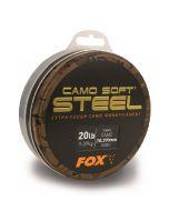 Fox Edges Soft Steel Dark Camo 0.309mm 13lb / 5.9kg 1000m