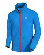 Regenjas Mac electric blue