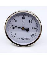 Temperatuurmeter rookoven lang