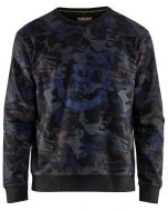 28021Sweater_Blaklader_Camo_zwart_donker_grijs_