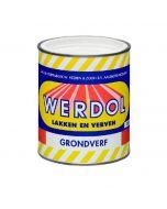 Werdol grondverf 0,75 liter