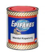 Werdol kopervrij 0,75 liter