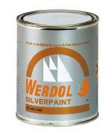 Werdol Silverpaint Medium 1 liter