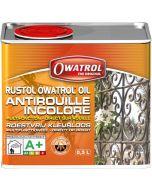 Owatrol olie puur 0,5 liter