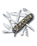 Victorinox 15 delig huntsman camouflage