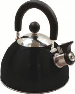 Fluitketel 2 liter zwart