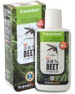 Travel deet 30% gel