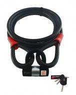 Doublelock Cable lock Beast art