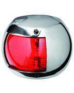 Navigatielicht rvs Rood klein