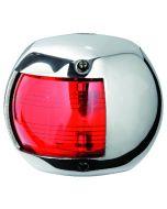 Navigatielicht rvs Rood groot