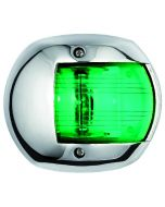 Navigatielicht rvs Groen groot