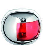 Navigatielicht rvs rood extra groot