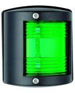 Navigatielicht kunststof zwart/groen