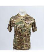 T shirt army korte mouw DTC camo