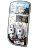 TravelSafe Keylock TSA