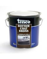 Tenco bottom coat brons 2,5 liter
