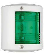 Navigatielicht kunststof wit groen