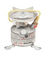 Benzine brander feather stove