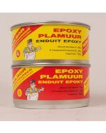 Wilsor epoxy plamuur wit  1.0 Kg.