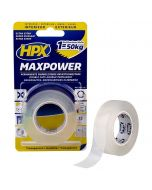 Max Power transparant 19mm x 5M