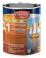 Owatrol d1 olie 2,5 liter