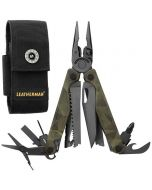 Leatherman Charge + Forrest Camo