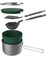 The All-In-One Two Bowl Cookset SS