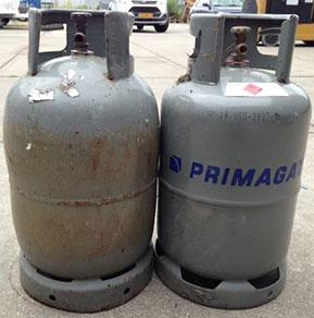 Gasfes met LPG